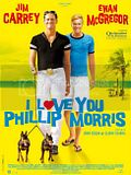 I Love You Phillip Morris (2009) Cover